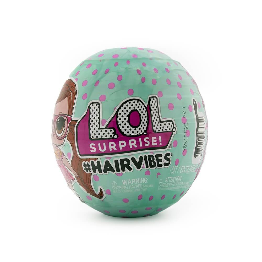 Кукла LOL Surprise Hairvibes (ЛОЛ Хеирвайбс) - 2
